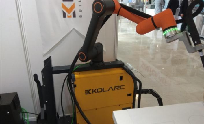 Kaynak makinaları cobot ve robotlarla haberleşebiliyor