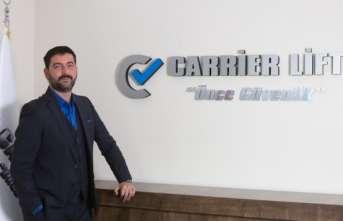İşler Carrier Lift ile hızlanıyor