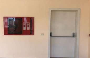 Yangın kapıları ile güvenliği maksimum seviyeye çıkartıyor