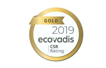 EcoVadis Altın Rating Ödülünün sahibi oldu