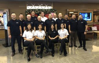 KROHNE Türkiye, 2019 yıl sonu toplantısını Bursa'da gerçekleştirdi