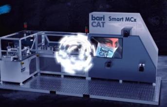 Yeni robotik temelli cerahi maske makinasının üretimine başladı