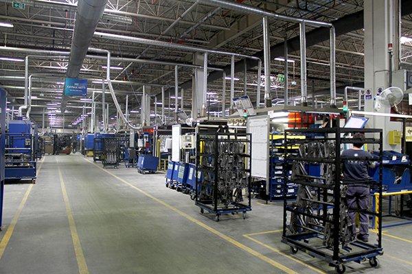 Endüstri 4.0'a Uygun Depolar