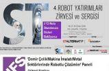 IFS Türkiye, Robot Yatırımları Zirvesi ve Sergisi'nde İşletmeleri Geleceğe Hazırlayan Çözümlerini Anlatacak
