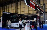 AOS ilk sağdan direksiyonlu otobüsünü sergiledi