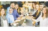 Turkcell yazılımını, projesindeki kadınlara teslim etti