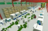 Verimli fabrikalar için en önemli araç: Simülasyon