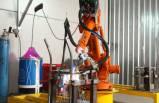 Robotmer, robotla yapılacak her prosesi gerçekleştirdi