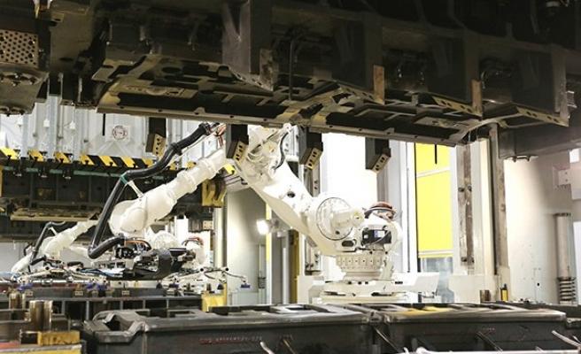 Metal İşleme Sektöründe Robotlar, Hissedebilme Yetisi Kazanıyor