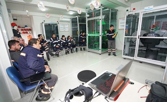 İş Güvenliğinde Türkiye'de Bir İlk