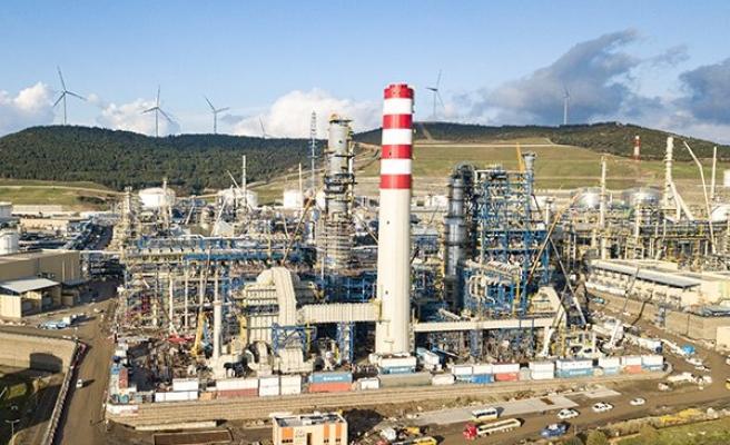 Rafineri Yatırımında Projenin Yüzde 98'i Tamamlandı