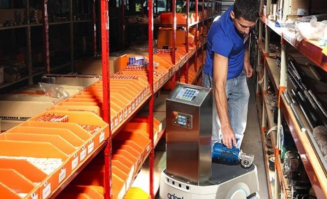 Mobil Robotlar Gıda Fabrikaların ihtiyaçlarına Cevap Veriyor