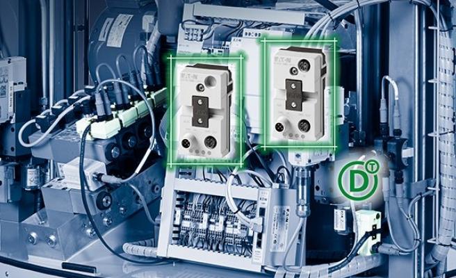 Hidrolik Valfler Smartwire-DT'ye Bağlanıyor
