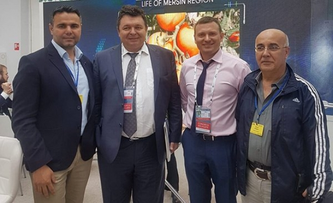 Expo 2018 Nükleer Enerji Fuarına Katıldı