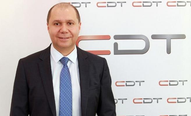 CDT Bilgi Teknolojileri Genel Müdürü Alpay Göğüş'ün iş gündemi...