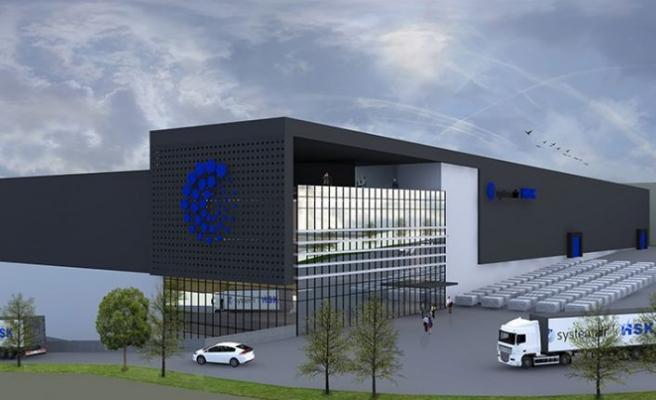 Türkiye'nin LEED Gold Sertifikası'na Sahip İlk Klima Santrali Fabrikası