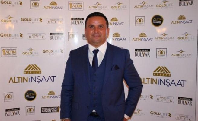 Altın İnşaat YKB Mustafa Altın'ın iş gündemi…