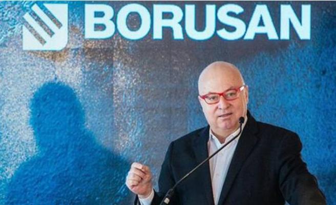 Borusan Holding Ceo'su Agah Uğur'un iş gündemi...