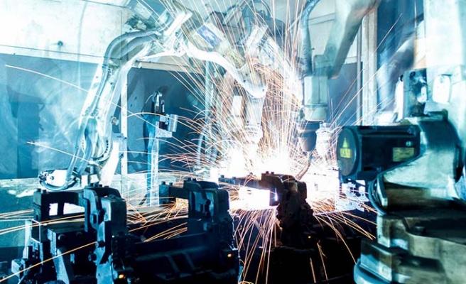 Endüstriyel robot satışları yüzde 31 arttı