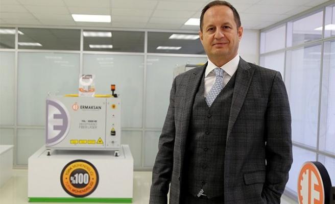 Ermaksan Makina Sanayi ve Ticaret A.Ş. Genel Müdürü Ahmet Özkayan'ın iş gündemi…