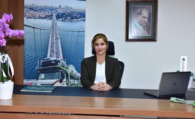Hödlmayr Lojistik Türkiye Genel Müdürü Hande Çarıkcı'nın iş gündemi…