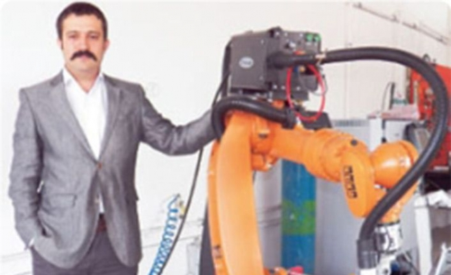 Mekem Robot Proje Mühendis Emrah Koç'un iş gündemi…