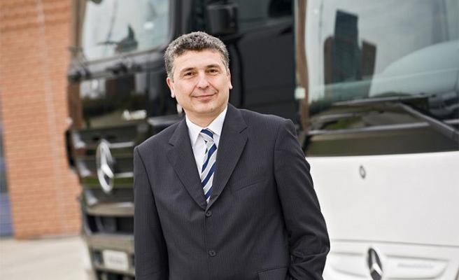 Mercedes-Benz Türk İcra Kurulu Başkanı Süer Sülün'ün iş gündemi...