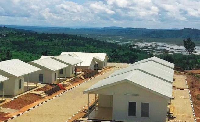 Ruanda'ya ihracat