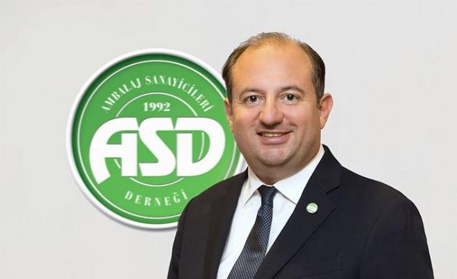 ASD Başkanı Zeki Sarıbekir'in iş gündemi…