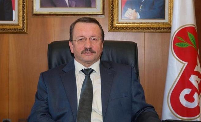 Çaykur Genel Müdürü İmdat Sütlüoğlu'nun iş gündemi…