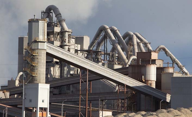 Çimento ihracatında dünya lideri...
