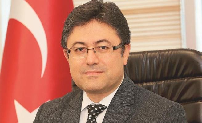 GÜBRETAŞ Genel Müdürü İbrahim Yumaklı'nın iş gündemi…