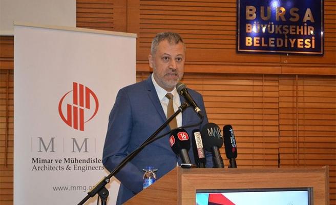 MMG Bursa Şube Başkanı Rasim Serim'in iş gündemi...