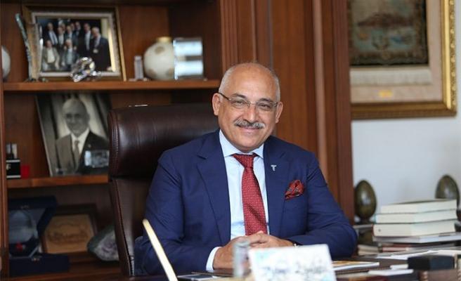 Mehmet Büyükekşi iş gündemi…