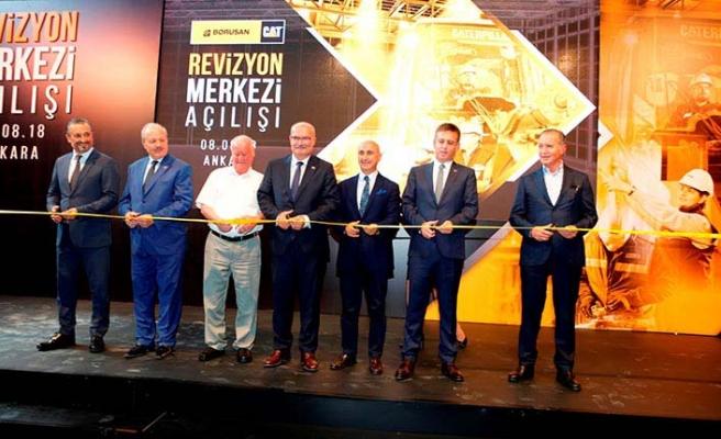 Üçüncü revizyon merkezini Ankara'da açtı