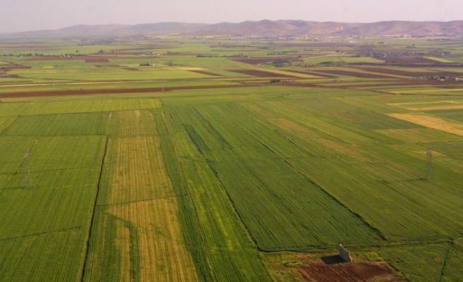 8,5 milyon hektar arazi birleştirilecek