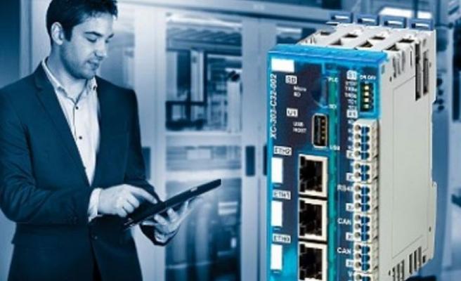 Akıllı ve iletişime açık Moduler PLC