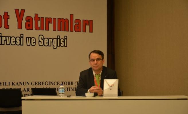 """Arif Kılıç: """"Yerli robotun avantajı satış sonrası destek ve projelendirme"""""""