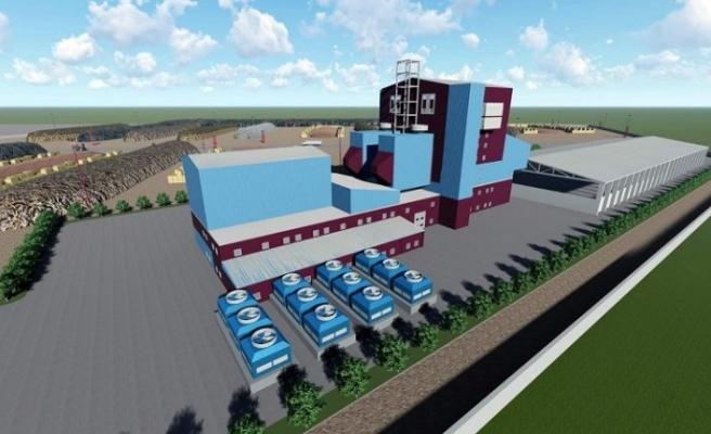 Türkiye'nin ikinci en büyük biyokütle tesisi olacak