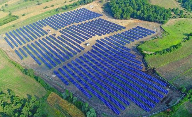 CW Enerji'den Kütahya'ya 3,7 megavatlık güneş santrali