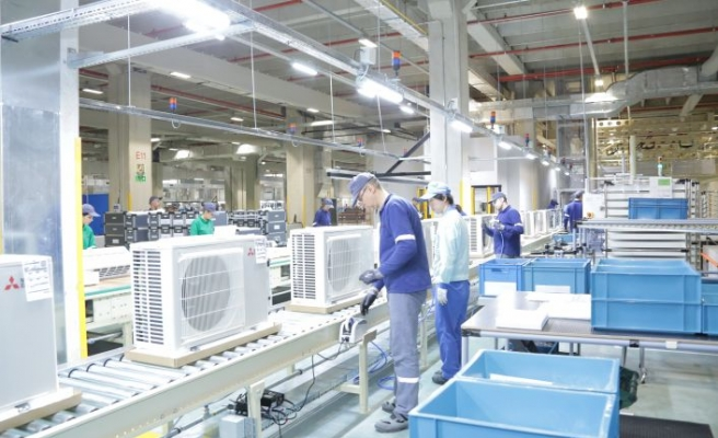 Endüstri 4.0 uyumlu ilk ev tipi  klima fabrikası