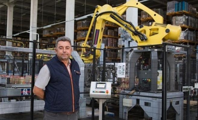 Euro Gıda robot yatırımıyla hedeflediği verime ulaştı