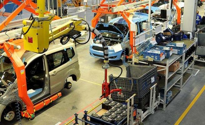 Ford Otosan'ın üçüncü çeyrek satışı yüzde 41,7 arttı
