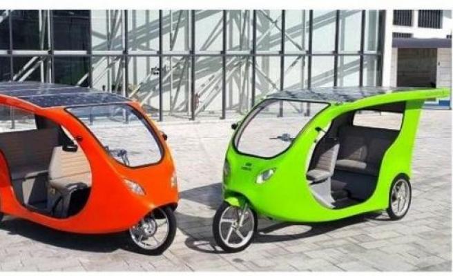 Kampüs içi ulaşımda elektrikli otonom araç kullanılacak