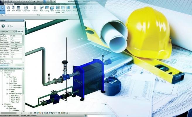 Projeler için ürün çizimlerini paylaşacak