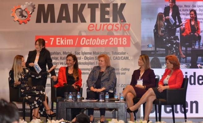 Sanayici kadınların önemi masaya yatırıldı