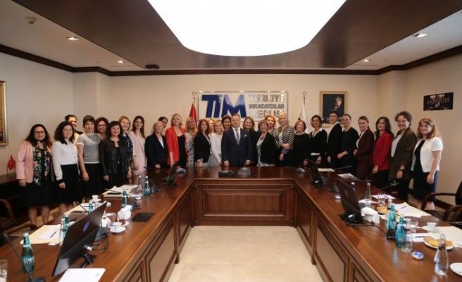 Tarihinde ilk kez 'Kadın Konseyi' kuruldu