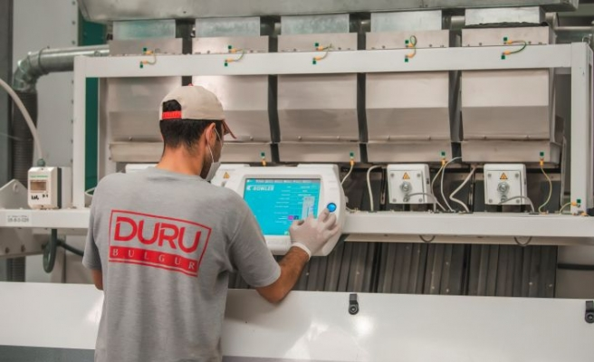 Teknoloji ekibiyle kendi üretim kontrol sistemini tasarlıyor