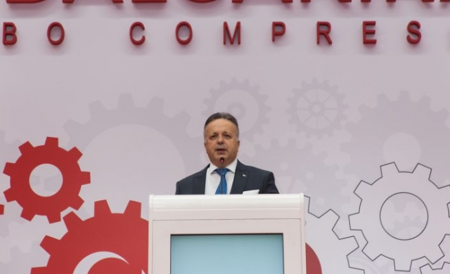 TİM Başkanı Gülle, IHI Dalgakıran'dan katkı bekliyor