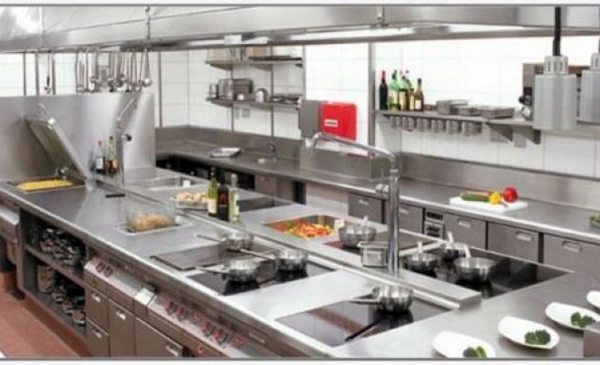 Türk endüstriyel mutfak sektörü liderliğe yükseliyor